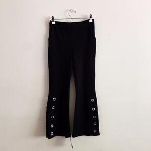 Storets Grommet Black Pants